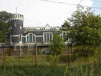 Wéber Kastély (Bagolyvár) Helvécia