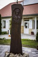 Ballószögi Szoborkert: 1848-49-es forradalom és szabadságharc hőseinek emlékére állított oszlopa