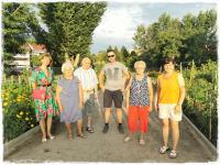 Plébánia Közösségi Kert
